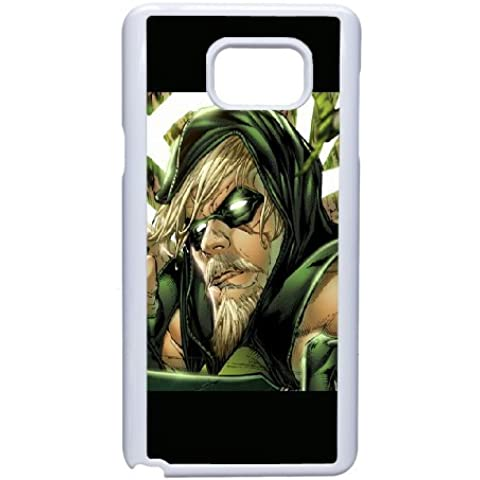 Custom personalized Case-Samsung Galaxy Note 5-Phone Case Green Arrow Design your own cell Phone Case Green