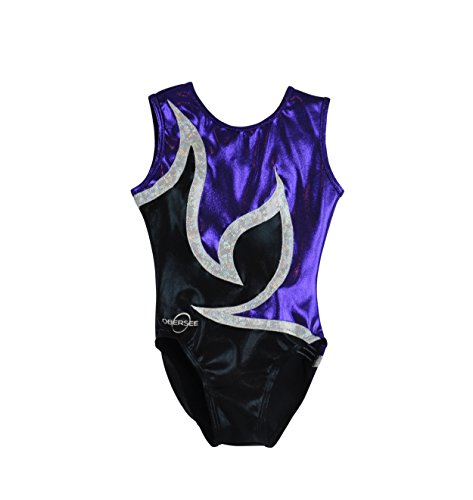 obersee-girls-gymnastics-maillot-anya-negro-morado-x-pequeno
