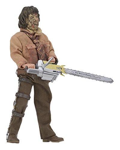 Texas Chainsaw Massaker 14958Action Figur, braun und orange (Texas Gesicht Chainsaw)