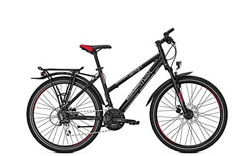 RALEIGH Funmax Disc Damen ATB Jugendrad 24-G Fahrrad magicblack matt 2019 RH 50 cm / 26 Zoll -