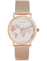 Parfois - Reloj Rose Gold - Mujeres - Tallas Única - Dorado