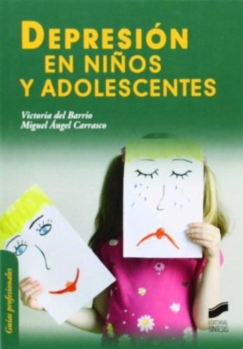 Portada del libro Depresión en niños y adolescentes (Guias Profesionales)