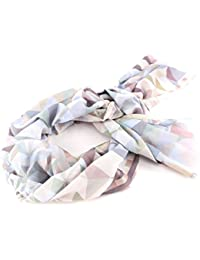 Oilily Kinetic Shawl Oyster White