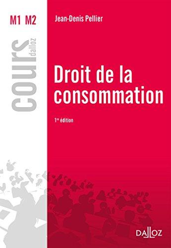 Droit de la consommation - Nouveauté