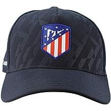 Atlético de Madrid Gorra Adulto Azul Marino Producto Oficial - Nuevo Escudo