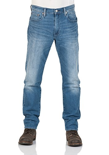 Levi's Herren Straight Jeans 502 Regular Taper, Blau (Cold Air Balloon 0173), 38/32 (Relaxed Neue Herren Jeans)