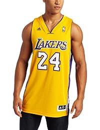 adidas – Maglia da uomo Kobe Bryant La Lakers NBA Swingman 7fdc6d960d01
