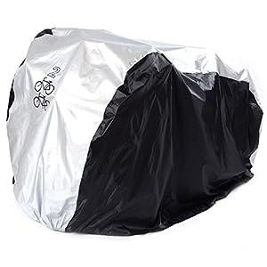 41vLyjO7l4L. SS300 ANFTOP Copribici Bici Impermeabile Telo Protettivo Copertura per Bicicletta Antipolvere Anti UV