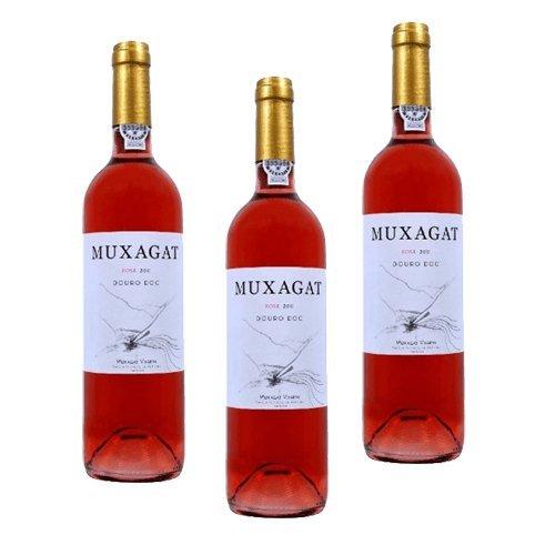 Muxagat - vino rosato- 3 bottiglie