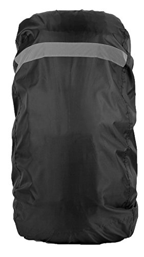 Romano Waterproof Backpack Rain Cover Protects from Rain Mud Dirt for traveling hiking outdoor activities  available at amazon for Rs.248