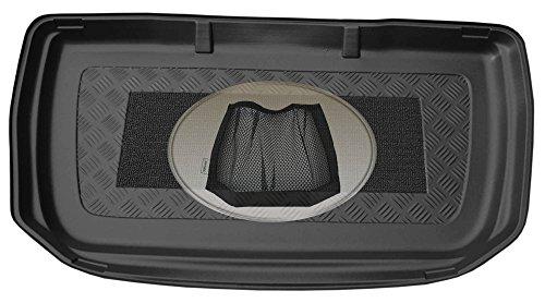 Preisvergleich Produktbild ZentimeX Z3010983 Kofferraumwanne + Klett-Organizer für Mini Countryman Cooper SD R60 Kombi 5-türer 2010-