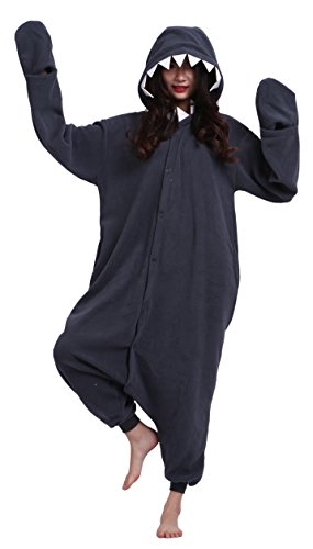 Gemütliche Kostüm Affe - SAMGU Erwachsene Onesie Unisex Kostüm Tier Cosplay Pyjama Anime Animal XL