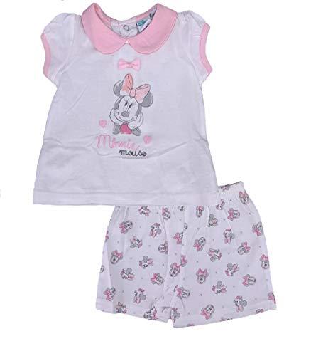 Minnie Mouse bebé-niñas Camiseta y Short