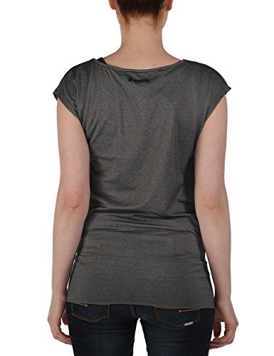 Bench Damen T-Shirt Swooper Jet Black