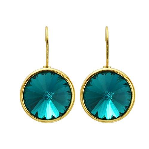 gioielli di moda/ lusso esagerato orecchio clip/ orecchini decorativi/Atmosfera retrò moda (Ciondolano Clip)