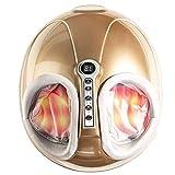 Best Masseur pied - Display4top 3d pression d'air Shiatsu masseur de pieds Review
