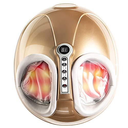 display4top 3d presión de aire eléctrica masajeador