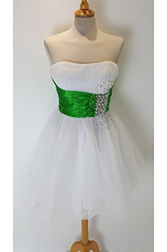 sherri-hill-1002-white-green-strapless-netted-cocktail-dress-uk-16-us-12