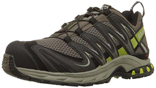 SalomonXA PRO 3D - Zapatillas de Running para Asfalto Hombre, Brown, 4