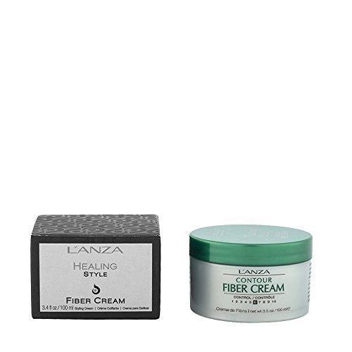 L' Anza Healing Style Fiber Cream 100ml - pâte à coiffer contrôle moyen