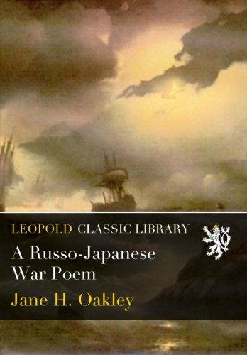 A Russo-Japanese War Poem
