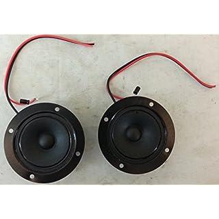 Lautsprecher Paar Midrange Leistung 30Watt RMS 60Watt max