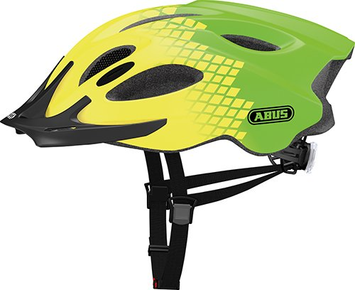 Abus Erwachsene Aduro Fahrradhelm, Diamond Green, 58-62 cm