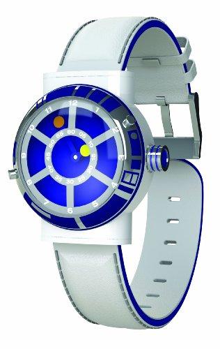 a465db1f8157 Star Wars STAR139 - Reloj analógico de cuarzo para hombre con correa ...