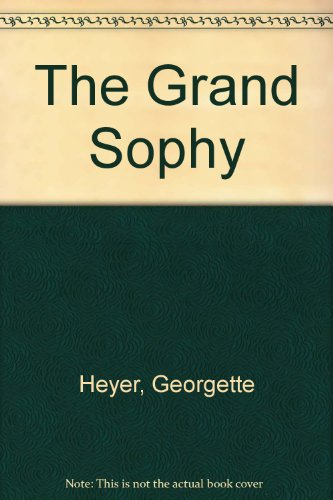 Book cover for The Grand Sophy