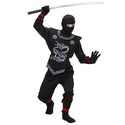 Widmann - Kinderkostüm Ninja