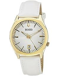 Bulova Accutron II Analog White Dial Men's Watch - 97B131