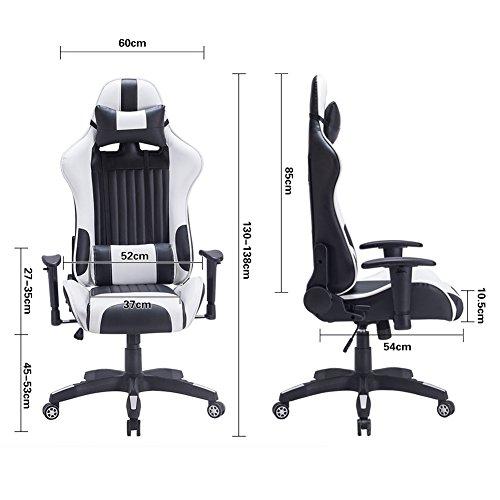 Chaise de bureau de luxe pinkchair for Accessoire bureau luxe