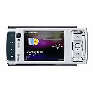 Nokia N95 - WIFI GPS 5MP 2.6''Screen WIFI 3G Unlocked Imported