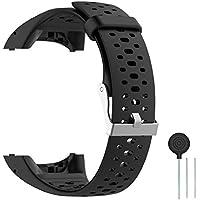 Cyeeson Polar M400/M430 GPS Smart Uhr Replacement Armband Weiche Silikon Farbe Adustable Mischfarbe Band Gel Wristband Strap Watch Band für Polar M400/M430 Unisex Adult GPS Running Watch