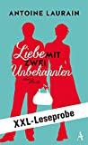 XXL-LESEPROBE: Laurain - Liebe mit zwei Unbekannten