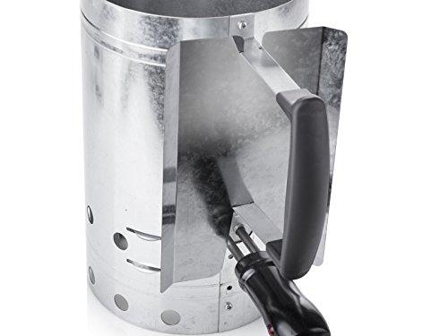 Tristar Bq 2829 Elektrischer Kohleanznder Fllmenge 2 Kilogramm Sicher Und Schnell
