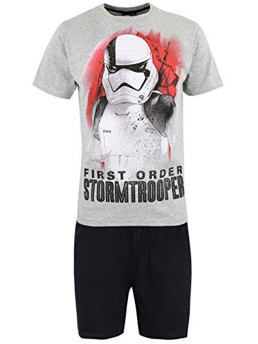 Star Wars Herren Stormtrooper /& Darth Vader Schlafanzughosen