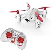 Hubsan H002 Nano Q4 2.4GHz 4CH 6Axis Kopfloser Modus Mini RC Quadrocopter Hubschrauber Drohne mit Fernbedienung & 480P Kamera