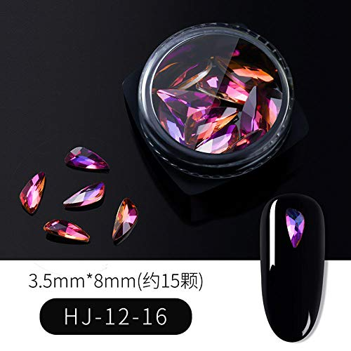 Nagel Schmuck Juweliere Strass Diamant Schmuck Diamant Juweliere (15St) -HJ-12-16 (Brille Juweliere)