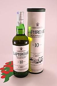 Whisky Laphroaig Islay 10 Y 40 % 70 cl.