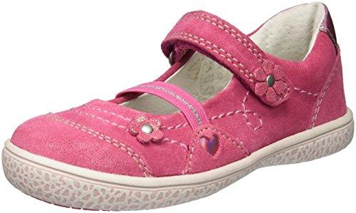 Lurchi Mädchen Tinchen Geschlossene Ballerinas, Pink (Pink), 27 EU