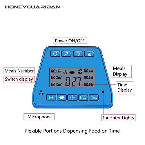 Zoom IMG-1 honeyguaridan a25 pet feeder distributore