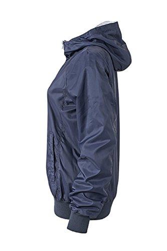 JAMES & NICHOLSON Damen Sportliche Jacke für Freizeit und Promotion Navy/Navy