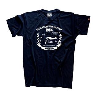 Keine Rückrufaktion seit 1964 Zwickau T-Shirt Navy S