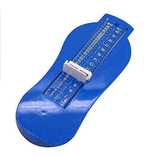 MCREE Füße Messgerät für Kinder Baby, Fuß Lineal Schuh Größe Messen Werkzeug Gerät Kit