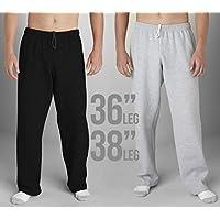 "EXTRA LONG TALL 36"" & 38"" LEG Trousers Gym Bottoms Jogging Joggers Running Men Women"