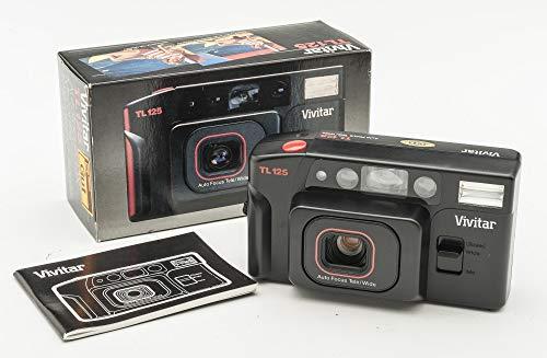 Vivitar TL125 TL 125 Kompaktkamera Kamera Kleinbildkamera Neuware