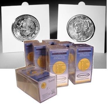50 Super Safe Self Sealing 2x2s: Cents/Pennies