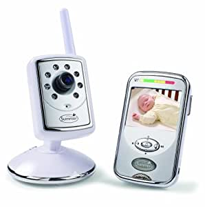 Summer Infant Slim & Secure Digital Video Monitor