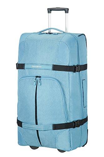 Samsonite Rewind Borsone con Ruote 68/25, Poliestere, Taupe, 72.5 ml, 68 cm ICE BLUE